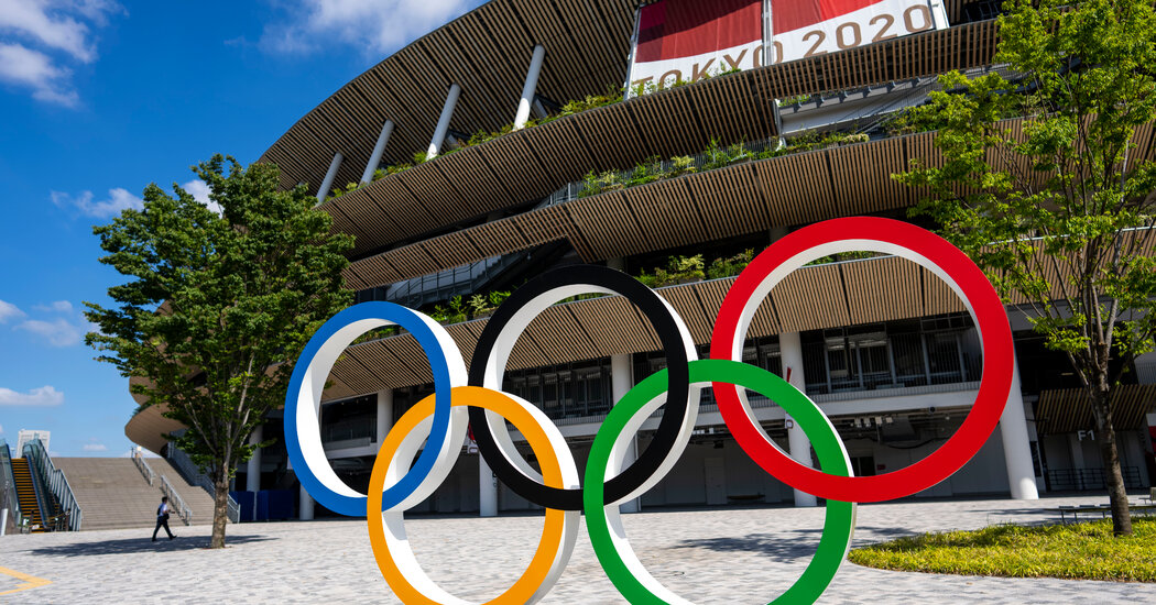 The Invisible Hand Behind the Tokyo Olympics